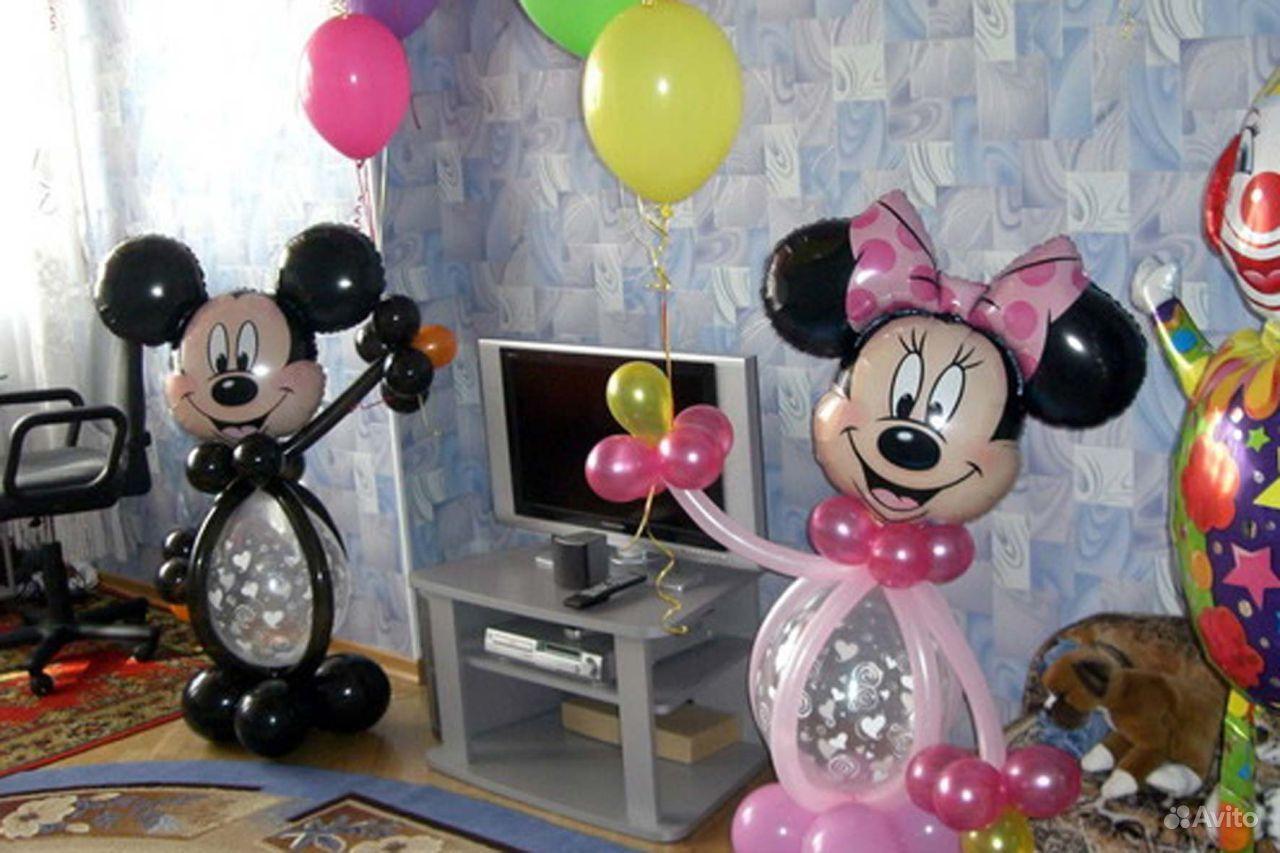 как украсить комнату на день рождения фото photo-feast.ru