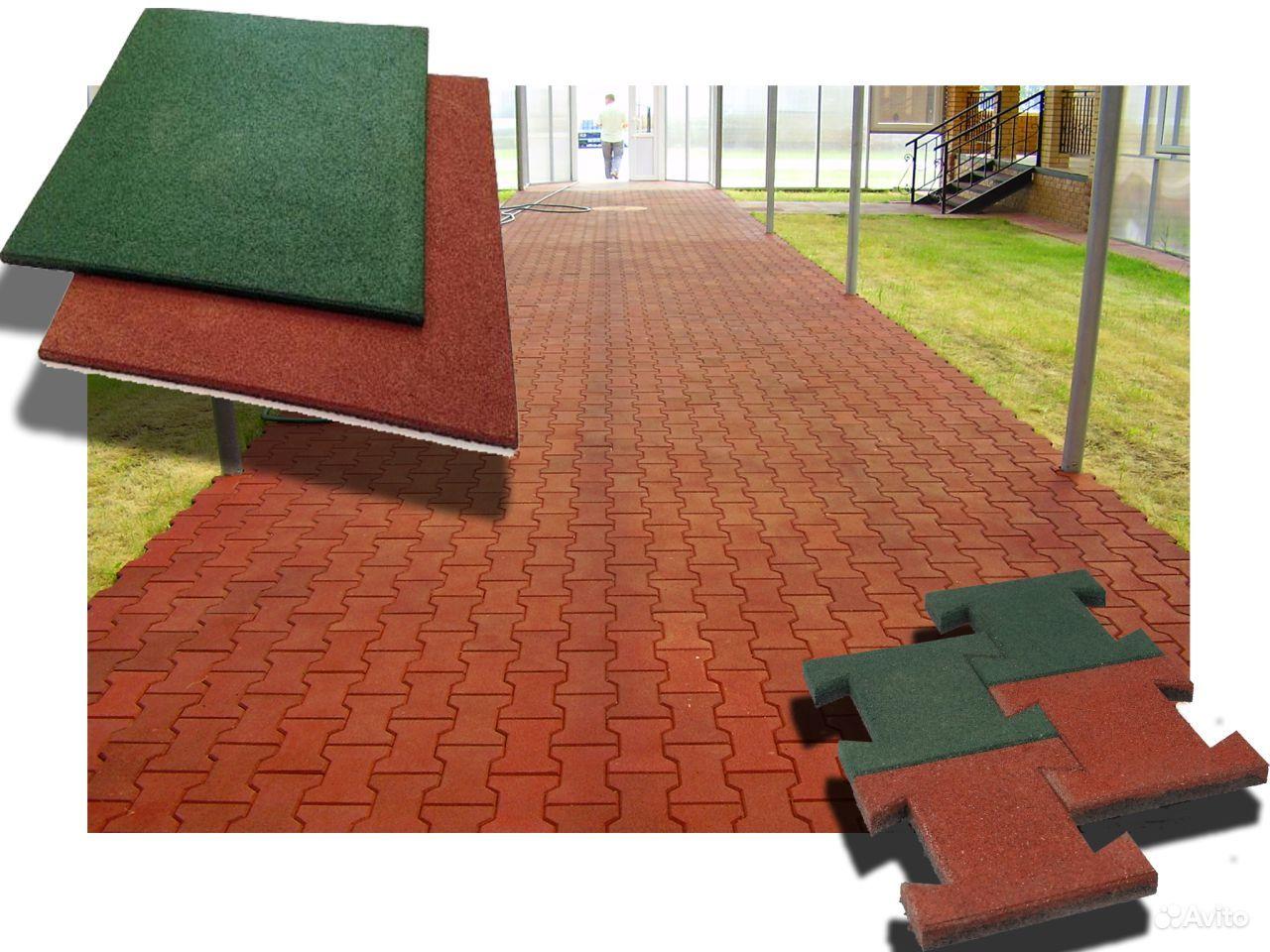 Резиновое плитка для балкона. - примеры ремонта - каталог ст.