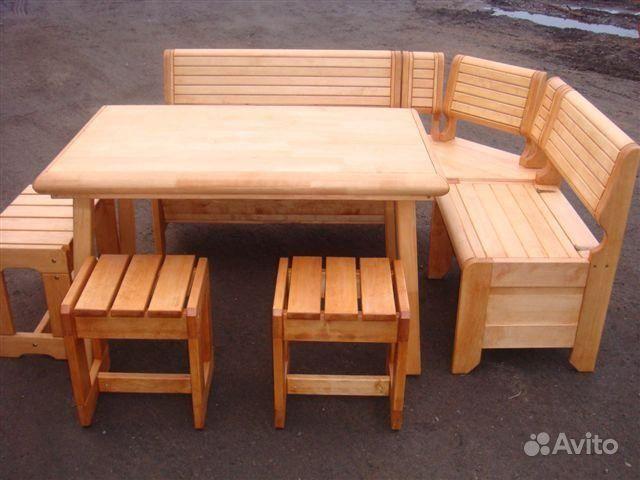 Мебель из дерева своими руками для бани фото
