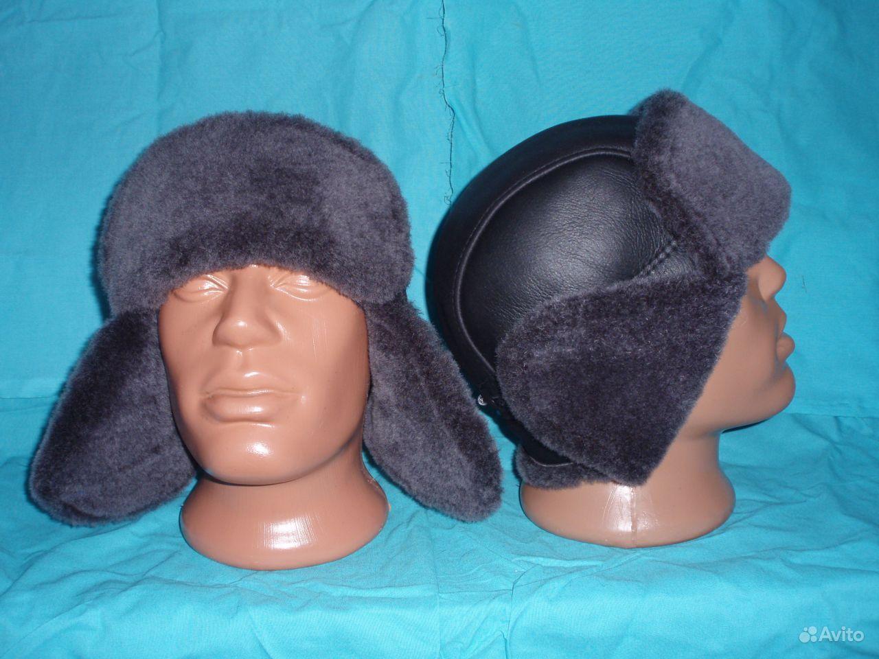 вязание крючком на зиму шапки