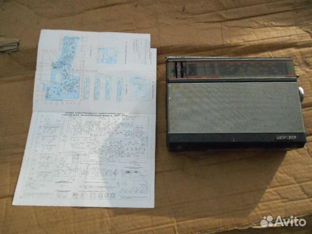 Радиоприемник VEF-317
