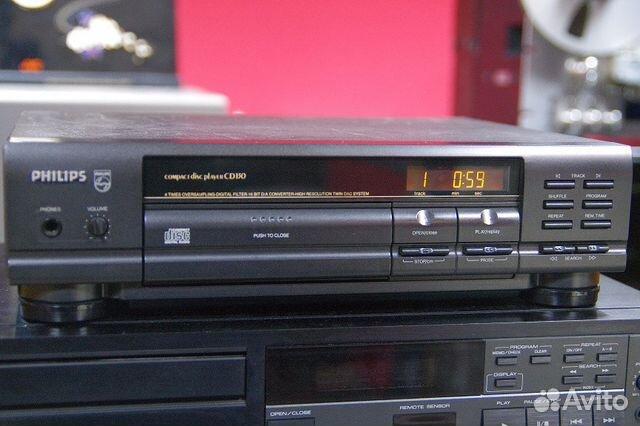 Проигрыватель CD Philips CD-
