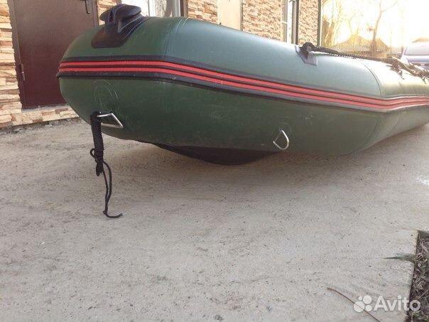видео лодки ниссамаран 320
