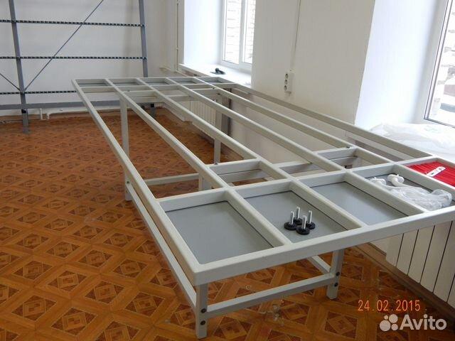Стол для сборки стеклопакетов