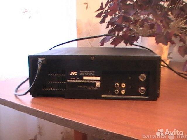 видеоплеер VHS JVC HR-P29A