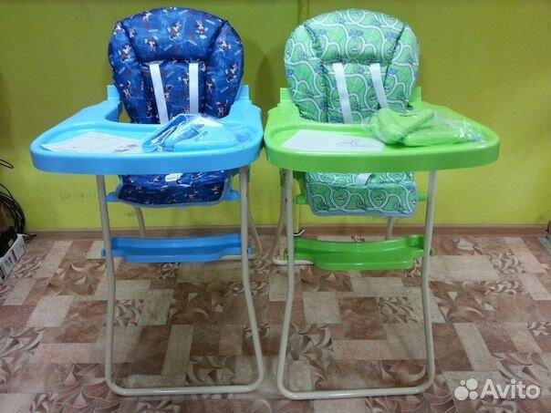 стул для кормления globex мини: