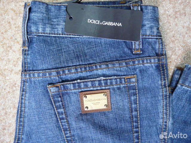 Джинсы Dolce Gabbana