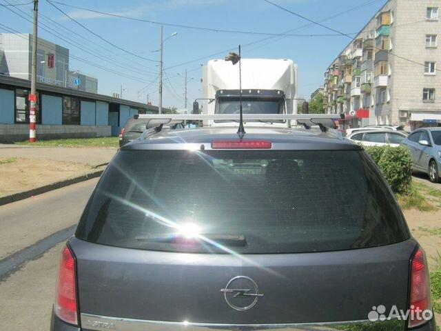 Багажник на крышу опель астра h своими руками