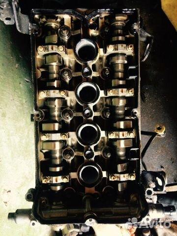 Головка блока цилиндров z18xer б/у в сбореподходит для автомобилей