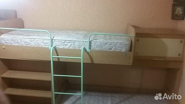 Кровать двухъярусная купить в Тульской области на Avito - Объявления на сайте Avito