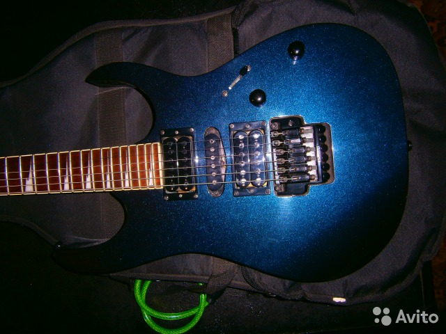 Фото: 2 ibanez rg 370 dx made in indonesia