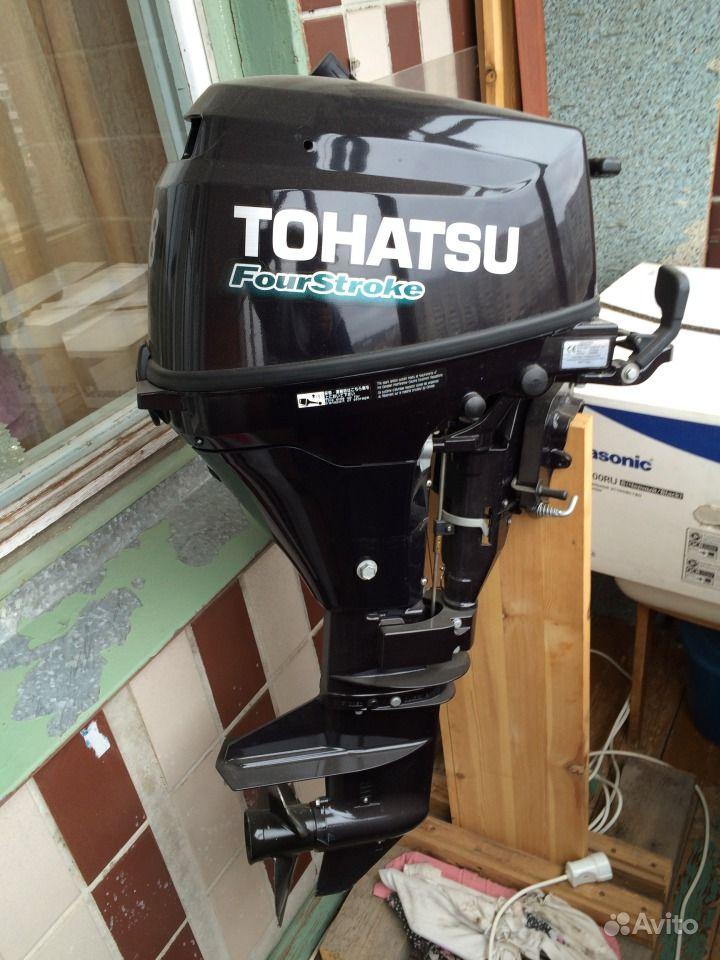 лодочные моторы tohatsu в петрозаводске