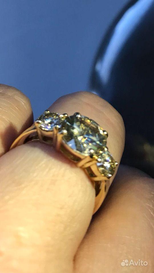 a3dd631adbfa Золотое кольцо, бриллианты   Festima.Ru - Мониторинг объявлений