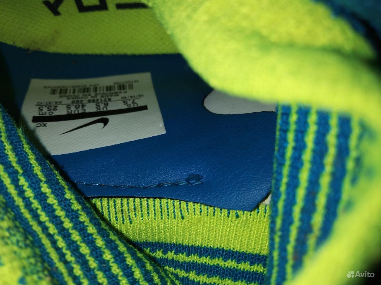 96bd7788 Бутсы: Nike mercurial vapor 11 Neymar fg-39 размер | Festima.Ru ...