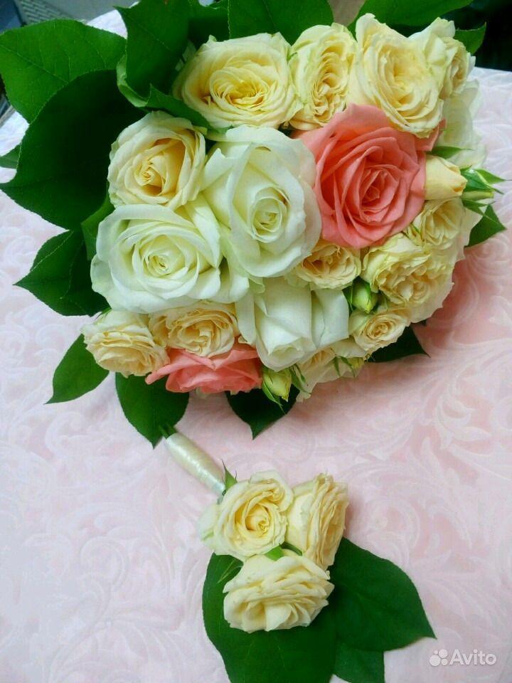 Свежие живые цветы купить на Зозу.ру - фотография № 2