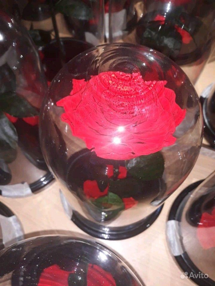 Вечная роза купить на Зозу.ру - фотография № 1