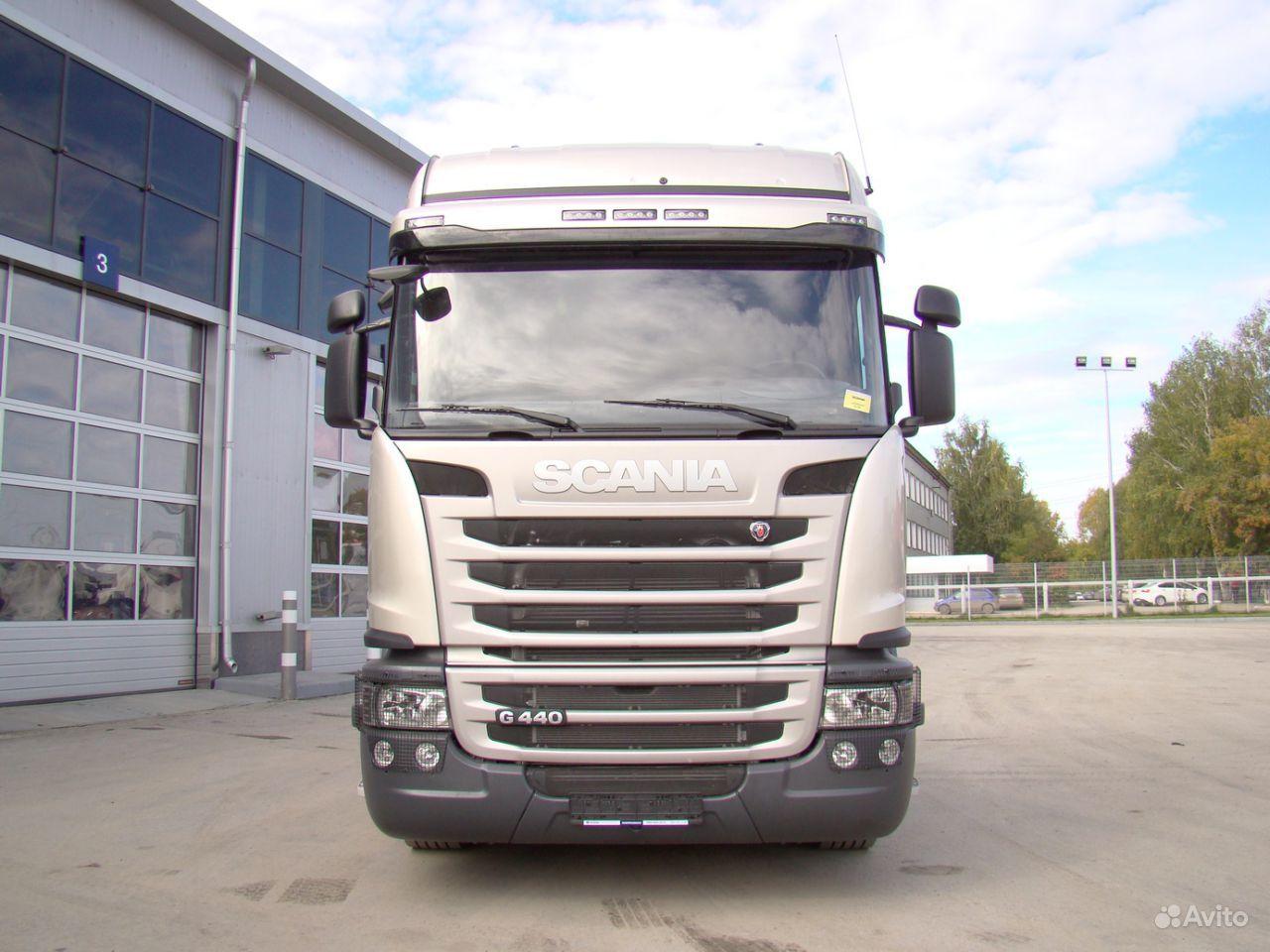 Scania g440 la4x2hna highline griffin 2015 фотография