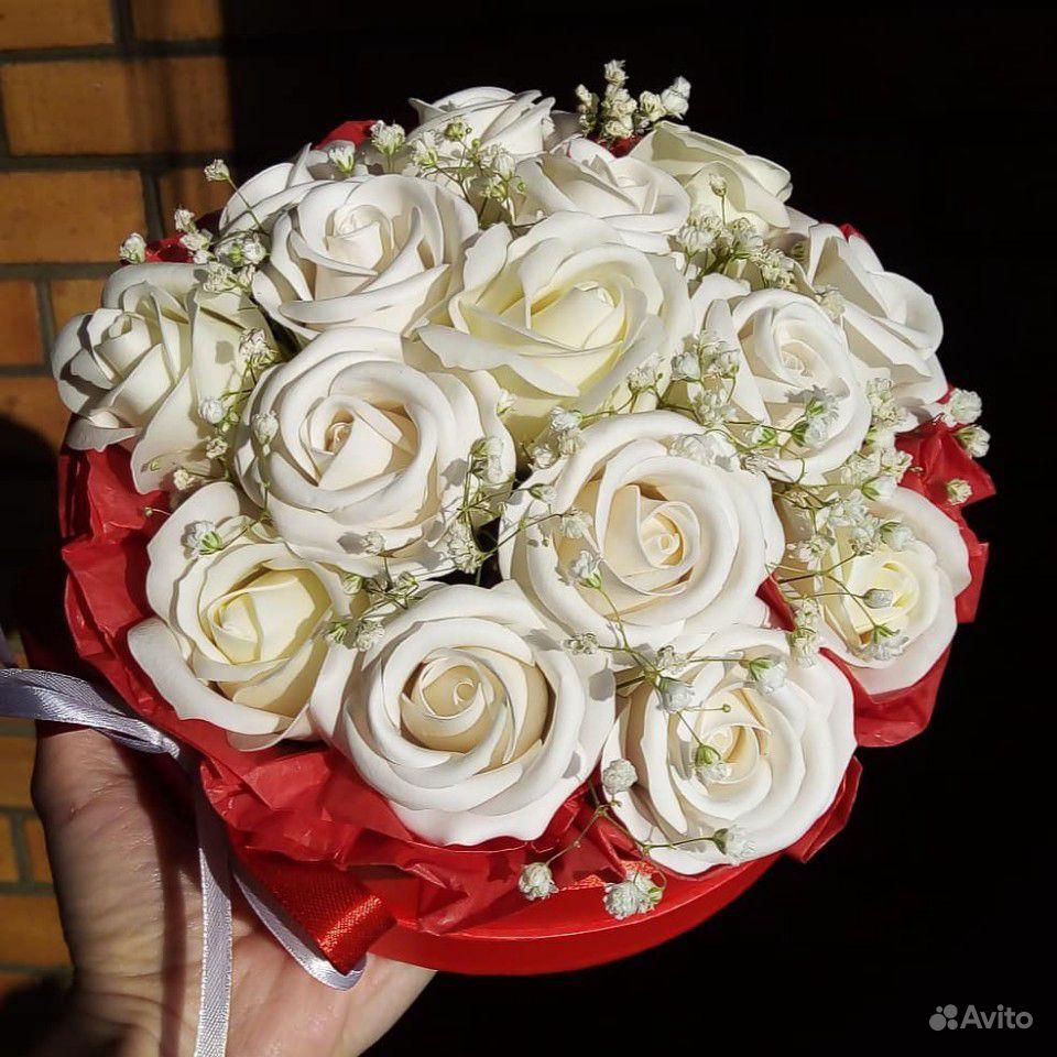 Цветы из мыла купить на Зозу.ру - фотография № 4
