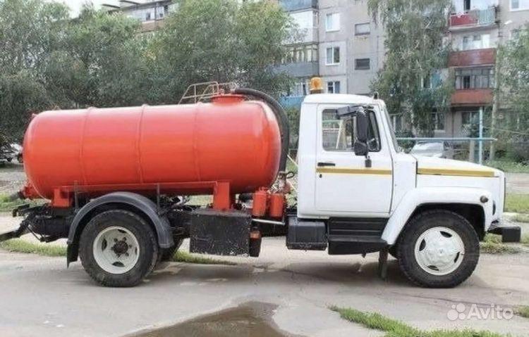 Услуги ассенизатора. Откачка канализации купить на Вуёк.ру - фотография № 1