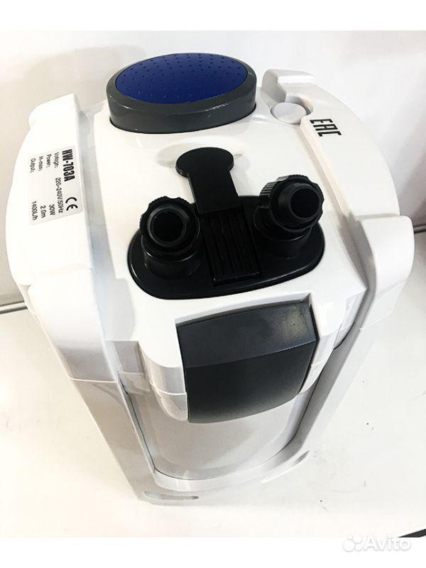 Фильтр внешний sunsun HW-703A до 500 л купить на Зозу.ру - фотография № 3