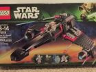 Lego 75018 Star Wars Jek-14s Stealth Starfighter