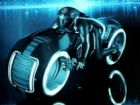 Hot toys Tron Legacy Sam Flynn Light Cycle