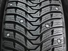 225/45/17 Michelin X-Ice North 3 94T XL 1шт Шипы