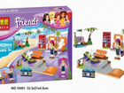 Лего (bela) Lego friends Скейт-парк в Хартлейк Сит