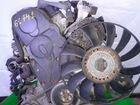 Двигатель volkswagen AWX Контрактная