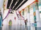 Большой танцевальный зал и для тренингов, 200 м²