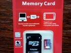 Карта памяти MicroSD 64Gb,32 гб 10 класс