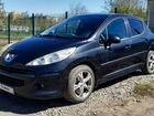Peugeot 207 1.6AT, 2008, 115000км