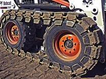 Накидные гусеницы McLaren Rubber 10x16,5