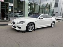BMW 6 серия Gran Coupe 3.0AT, 2012, 102000км