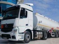 Полуприцеп Бензовоз 32-34 тыс. литров Алюминий
