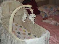 Детская кроватка люлька колыбель