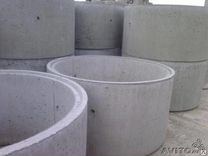 Колодезное кольцо с замком диаметр 1м кс 10.3