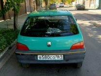 Peugeot 106, 1998 г., Ростов-на-Дону