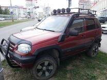 Chevrolet Niva, 2007 г., Пермь