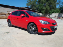 Opel Astra, 2013 г., Волгоград