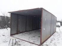 Купить металлический гараж на авито в ульяновске митино гараж купить