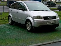 Audi A2, 2000 г., Санкт-Петербург