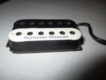 Seymour Duncan SH-10 Full Shred bridge zebra