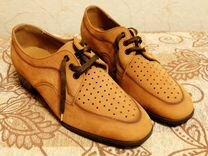 Новые летне-осенние замшевые мужские туфли Цебо 77f6a39048a69