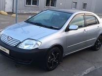 Toyota Corolla, 2002 г., Краснодар
