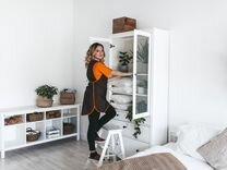 Уборка квартир в москве секси девушкой