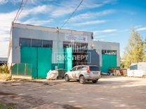 Производственно-складские помещения, 2750 м²