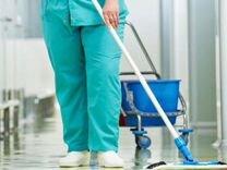 Уборщики помещений в больницу