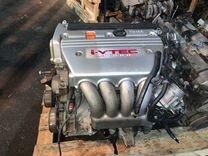 Контрактный двигатель K24A3 2.4 Honda Accord 7