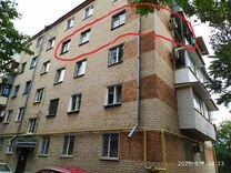 3-к квартира, 50.5 м², 4/5 эт.